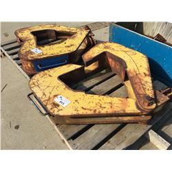 LARGE MACHINERY LIFTING CLAMP