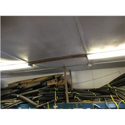 LOT OF ASSORTED PIPE INSULATION