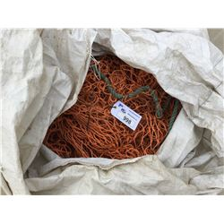 BAG OF CONSTRUCTION SAFETY NETTING