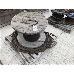 SPOOL OF WIRE ROPE
