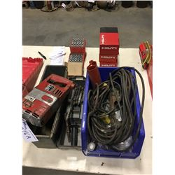 KANGO 501 HAMMER DRILL AND ACCESSORIES