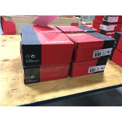 8 BOXES OF 1/2'' KWIK BOLTS
