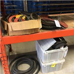 ASSORTMENT OF PIPE GASKETS