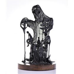 Gary Hill, Born 1951, American Artist, An Original