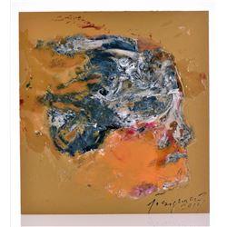 Josignacio, 20Th Century Cuban Artist, An Original