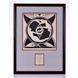 Carwell Higgins Listed Artist, (1902 - 1983)