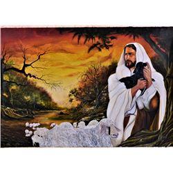 Elio Jesus Cubides Reyes, 20Th Century Colombian A