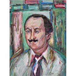 Wladislaw Popielarczyk, 1925-1987, Polish Artist