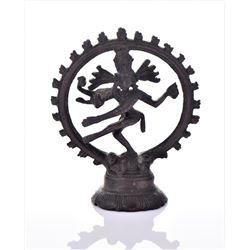 Antique India Bronze Shiva