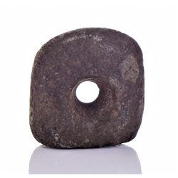 Native American Hohokam Ground Stone Artifact,
