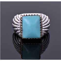 Native American Navajo Sleeping Beauty Turquoise