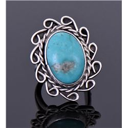Navajo Native American South West Blue Turquoise