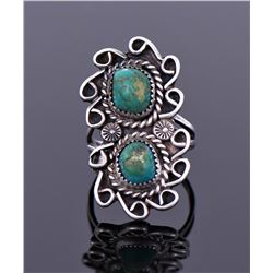 Navajo Native American South West Green Turquoise