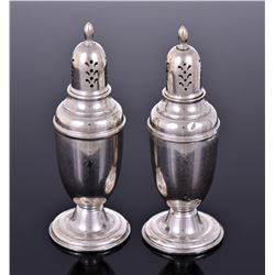 Pair of Courtship International Weighted Sterling