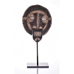 African Bwa Wood Mask, Burkina Faso.