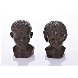 Casper Darare South African Bronze Overlay
