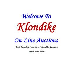 Welcome To Klondike On - Line Auctions