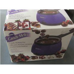 New Candy Melts Melting Pot
