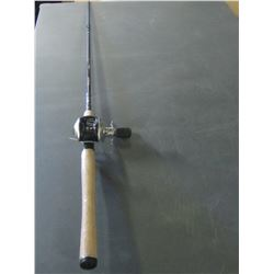 New Browning Stalker Rod with Baitcast Reel / 7ft one piece / Fast action
