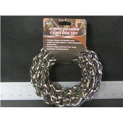 New Jumbo Braided Rope Dog Toy