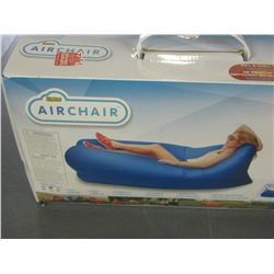 New Air Chair / fill & chill in seconds