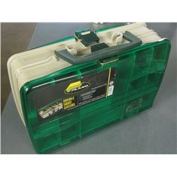 Plano Doulble Side Tackle Box / hinge needs wire rod