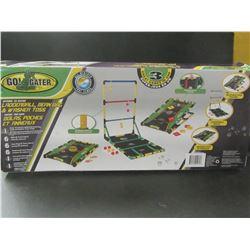 LadderBall / Bean Bag & Washer Toss / Great for Camping or Backyard fun !