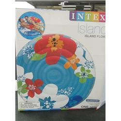 Intex Island Float