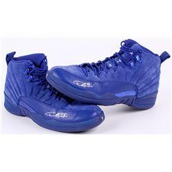 ee0e1bc76fade0 Dexter Fowler Signed Pair of Game-Used Nike Team Jordan Turf Shoes (LOJO COA