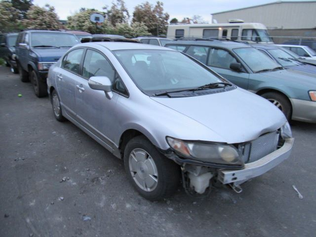 ... Image 2 : 2007 Honda Civic Hybrid ...