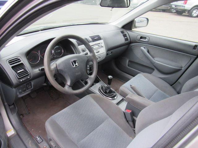 Charming ... Image 4 : 2005 Honda Civic Hybrid