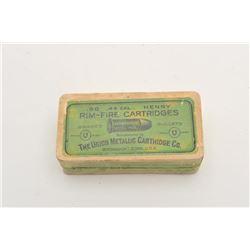 18FT-1 BOX OF HENRY .44 RIM
