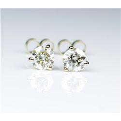 18CAI-14 DIAMOND EARRINGS