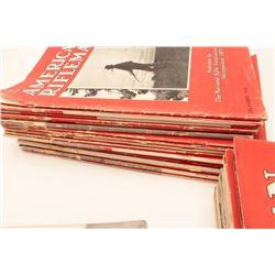 18ER-10 AMERICAN RIFLEMAN MAGAZINES