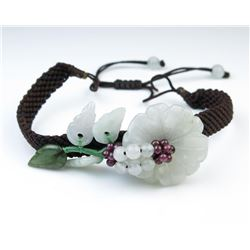 18CAI-70 FLOWER DESIGN BRACELET