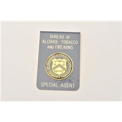 18DC-71 ATF SPECIAL AGENT BADGE