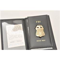 18DC-73 FBI BADGE