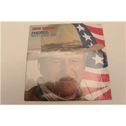 18DG-7 JOHN WAYNE RECORD