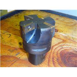 """Sandvik 3"""" Indexable Coolant Thru Face Mill Module, P/N: RA215-A076C6-25M"""