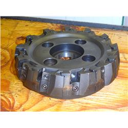 """LoveJoy 8"""" Indexable Face Mill, P/N: 00-00437-01-00"""