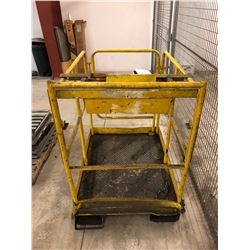 """Forklift Man Lift Cage 50"""" x 54"""" x 50"""""""