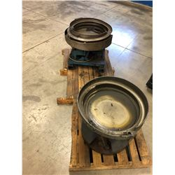 Lot of (2) Vibratory Bowls