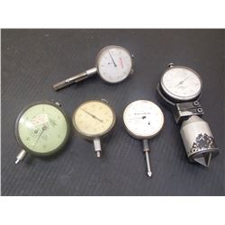Misc Dial Indicators, See Pics for Info