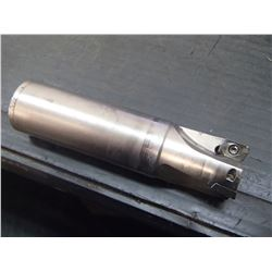 """Seco 1"""" Indexable Coolant Thru End Mill, P/N: R217.69-01.00-0-10-3A"""