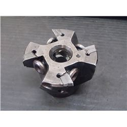 """Carboloy 2.5"""" Indexable Face Mill, P/N: R220.33-02.50-12"""