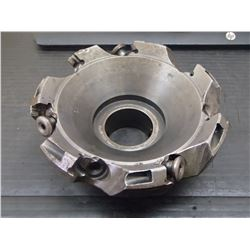 """Carboloy 5"""" Indexable Face Mill, P/N: R220.13-05.00-12"""