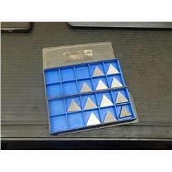 New Import Carbide Inserts, P/N: TPG220404ST30