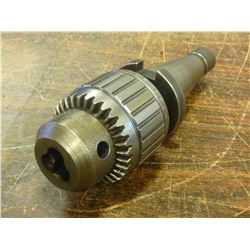 NMTB40 Jacobs Taper Holder with Jacobs 16N Drill Chuck