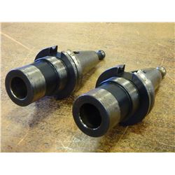CAT40 Accu-Pro Morse Taper 3 Holders, P/N: CAT40-MTA3-75U