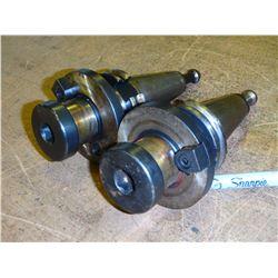 CAT40 Accu-Pro Shell End Mill Holders, P/N: CAT40-38.1-45U